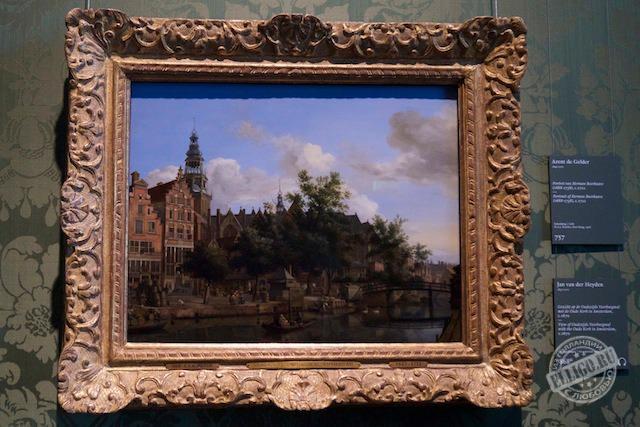 Музей Маурицхаус, Mauritshuis-18