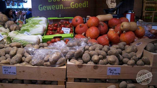 Рынок Роттердама Markthal-16