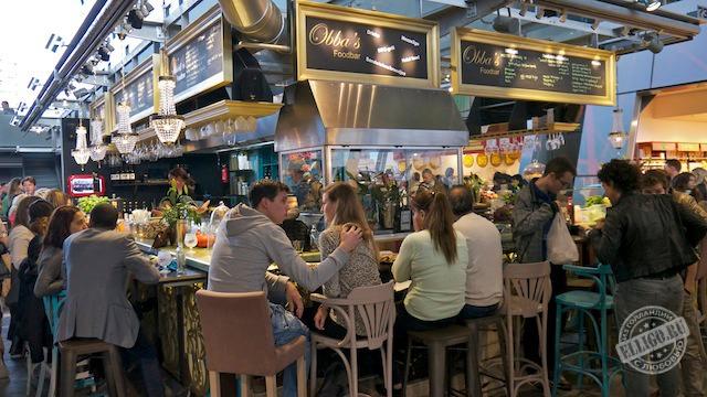 Рынок Роттердама Markthal-20