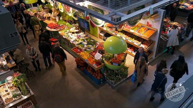Рынок Роттердама Markthal-25
