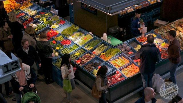 Рынок Роттердама Markthal-26