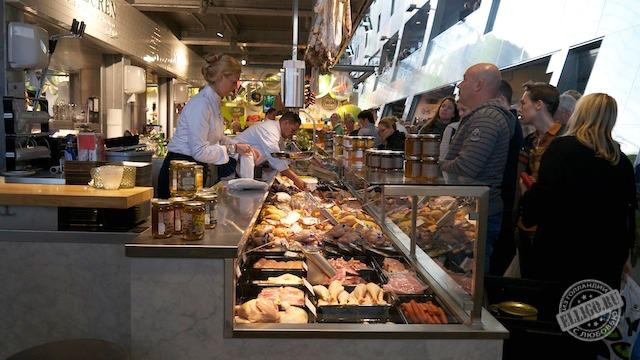 Рынок Роттердама Markthal-41
