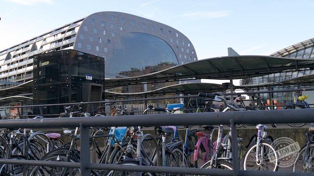 Рынок Роттердама Markthal