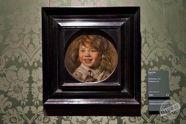 Смеющийся мальчик, Франс Халс, Музей Маурицхаус, Mauritshuis