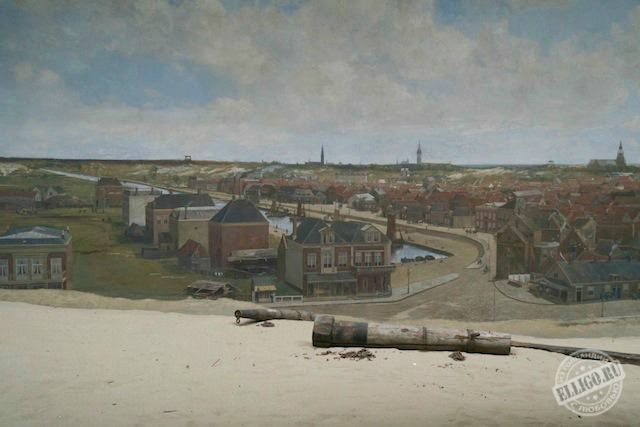 Панорама Месдаха, Panorama Mesdag-05