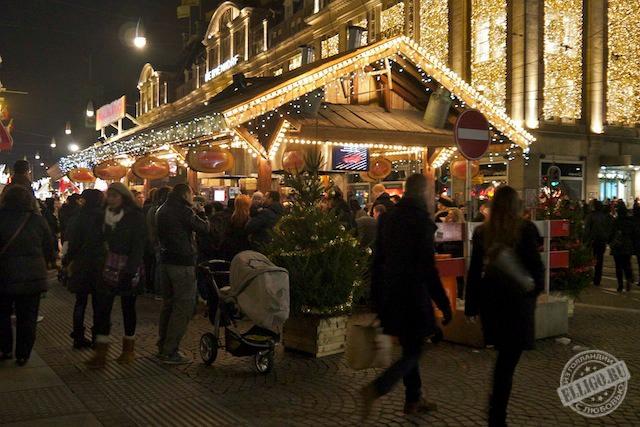 Рождественские ярмарки в Амстердаме