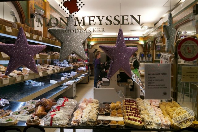 Булочная Simon Meyssen, Ночной Амстердам, Amsterdam