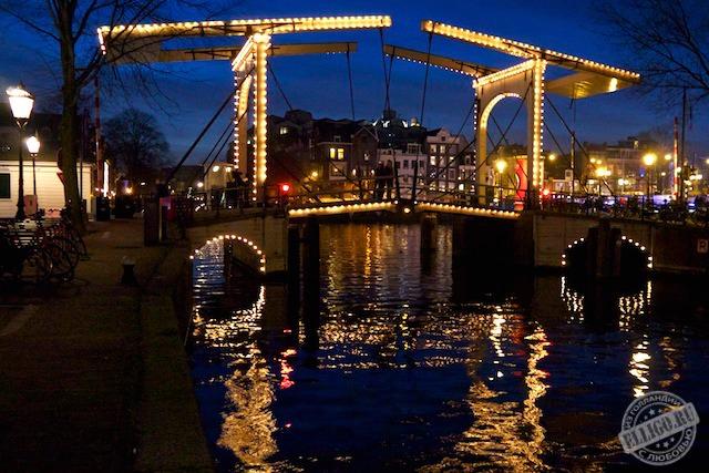 Мост в Амстердаме-01