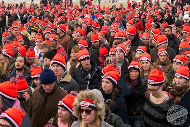 Новогодние традиции в Голландии, Schveningen-01
