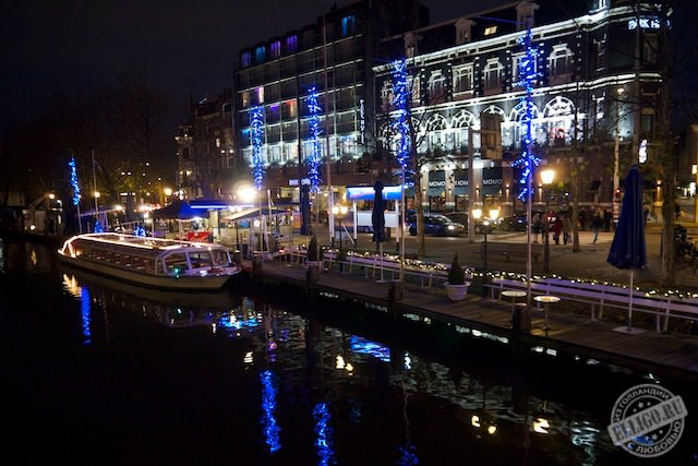 Ночной Амстердам, Amsterdam-05