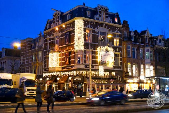 Ночной Амстердам, Amsterdam