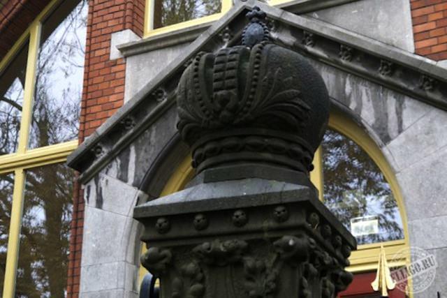 Ограда дома-музея