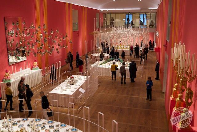 Выставка Эрмитажа Ужин с царями