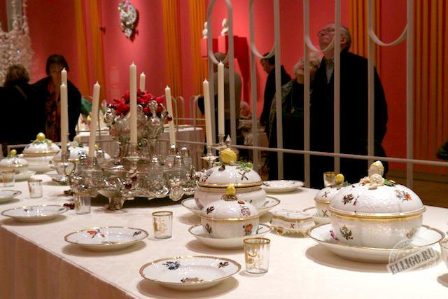 Выставка Эрмитажа Dining with the Tsars-01