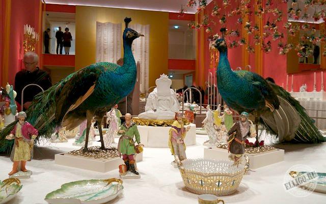 Выставка Эрмитажа Dining with the Tsars-04