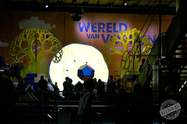 Музей НЕМО в Амстердаме-06