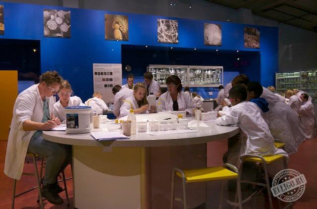 Музей НЕМО в Амстердаме-10