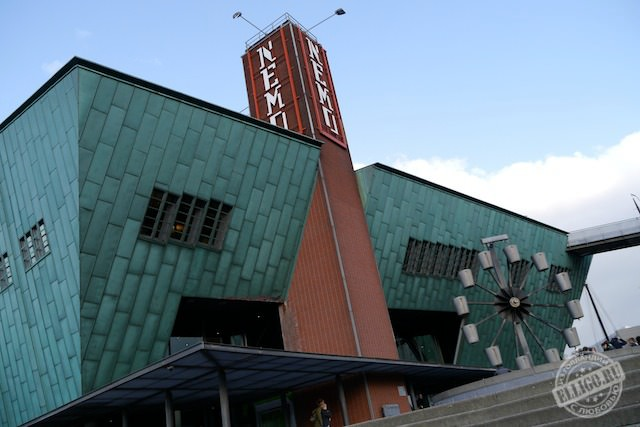 Музей НЕМО в Амстердаме-22