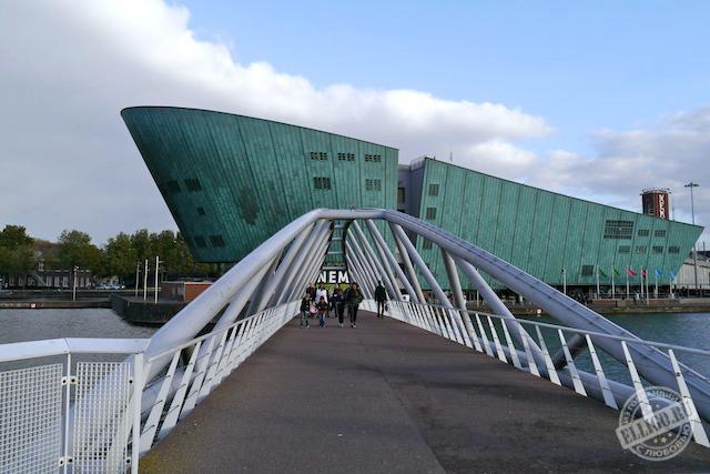 Музей НЕМО в Амстердаме-23
