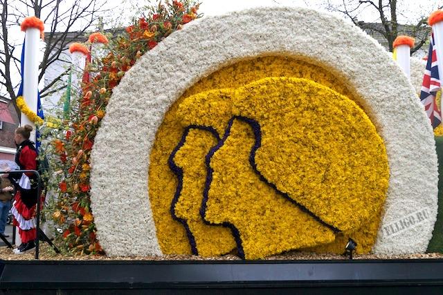 Парад цветов, Голландия