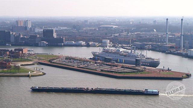 Пароход Роттердам