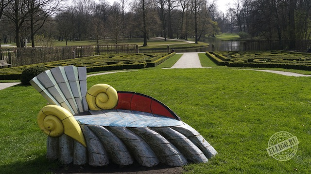 английский парк, Роттердам