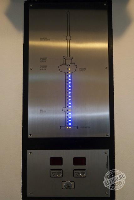 лифт Евромачты
