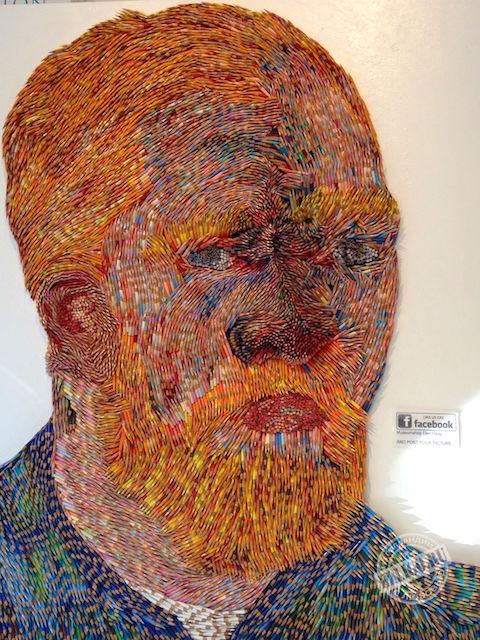 Портрет Ван Гога