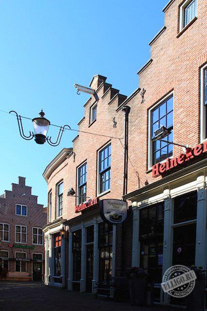голландские домики