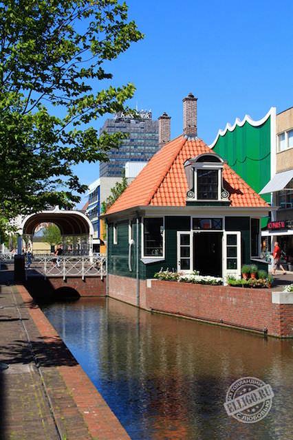 голландски домики-2