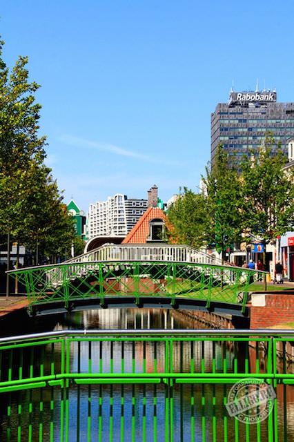 мостики через канал