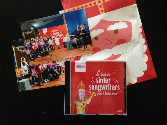 CD-Sinterklaas-song