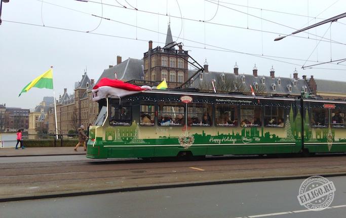 tram-in-Den-Haag