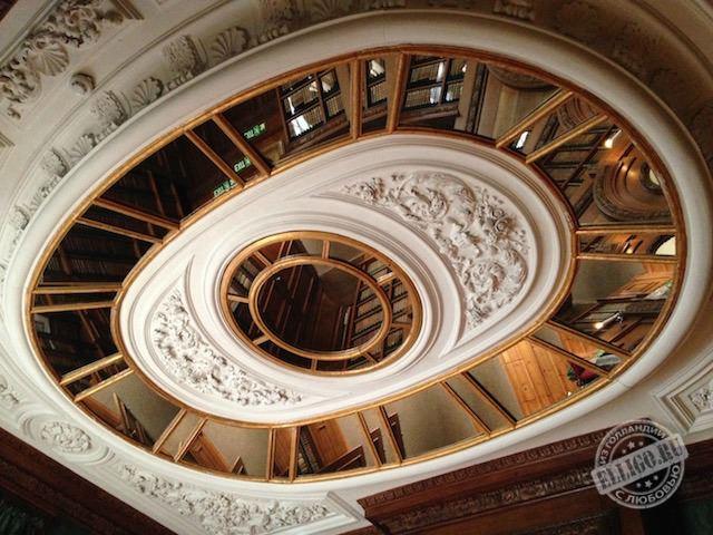 потолок_библиотека