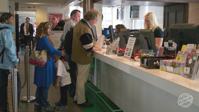 tourist information amsterdam