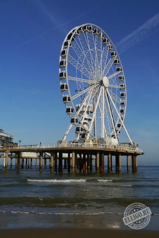 Ferris wheel, Scheveningen, Netherlands