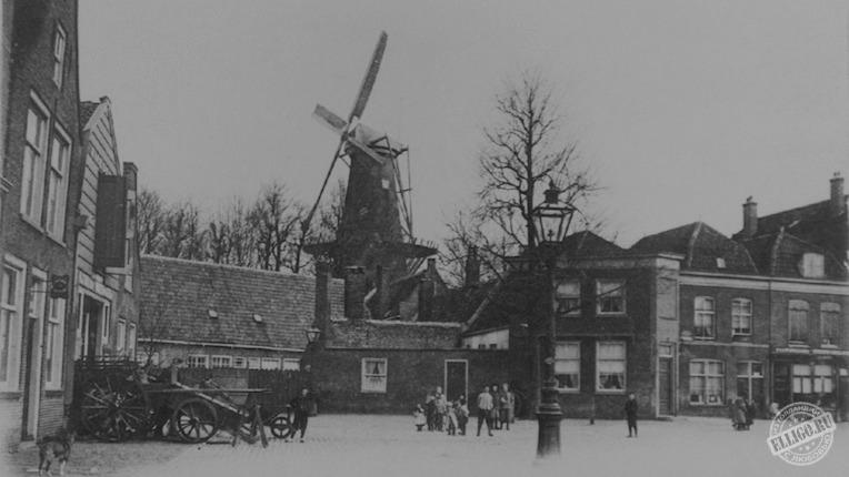 windmill-leiden